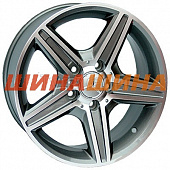 Replica Mercedes (CT1402) 8,5x18 5x112 ET45 DIA66,6 (GMF)